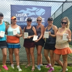 7.5 Women Kicking Aces